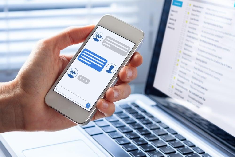 Chatbots for dental practice