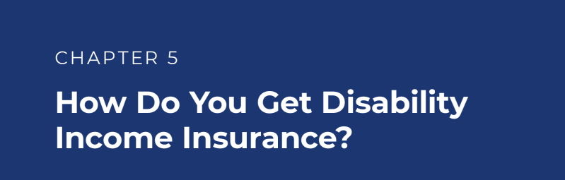 Chp 5 Dental Disability Income Insurance Guide