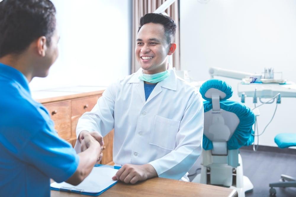Community building dentist