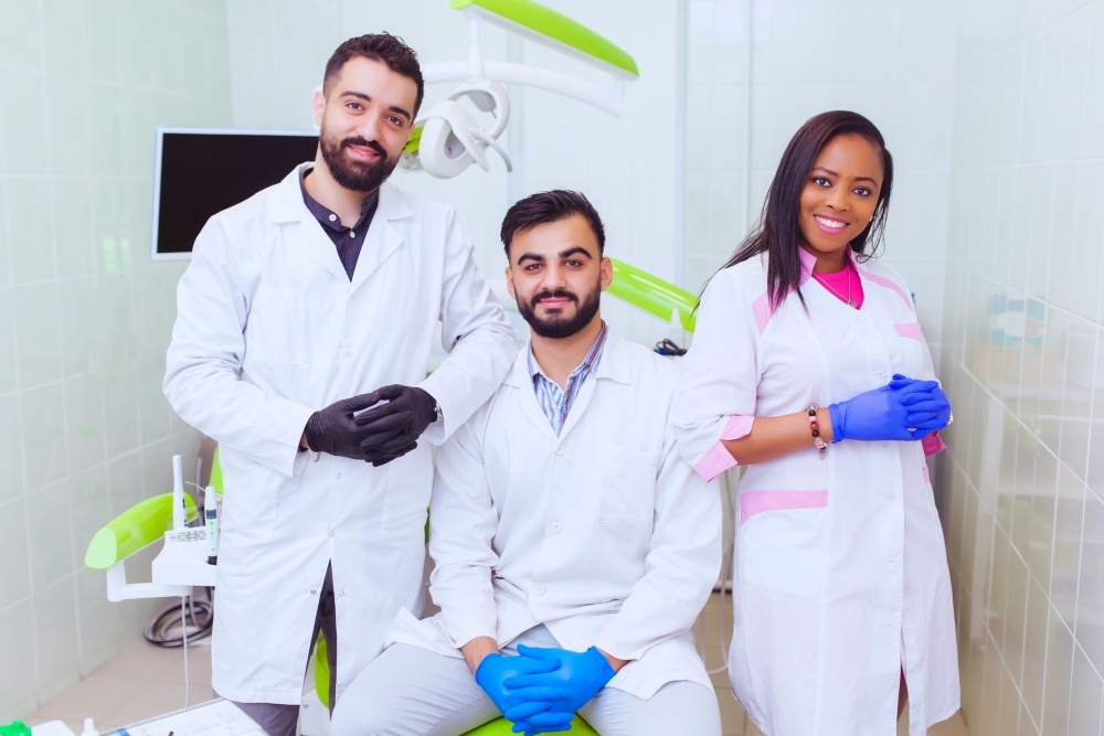 Dentist team culture