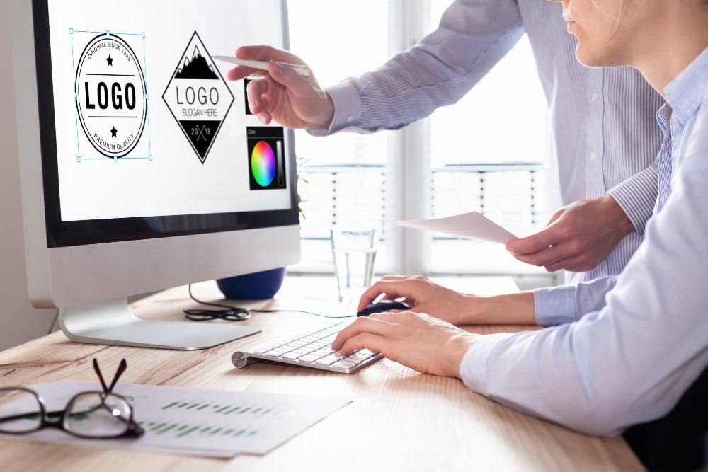 Designing a logo for dental practice