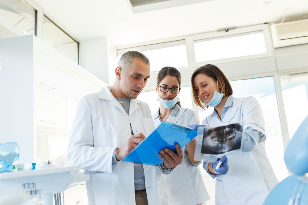 Residency programs for dentists