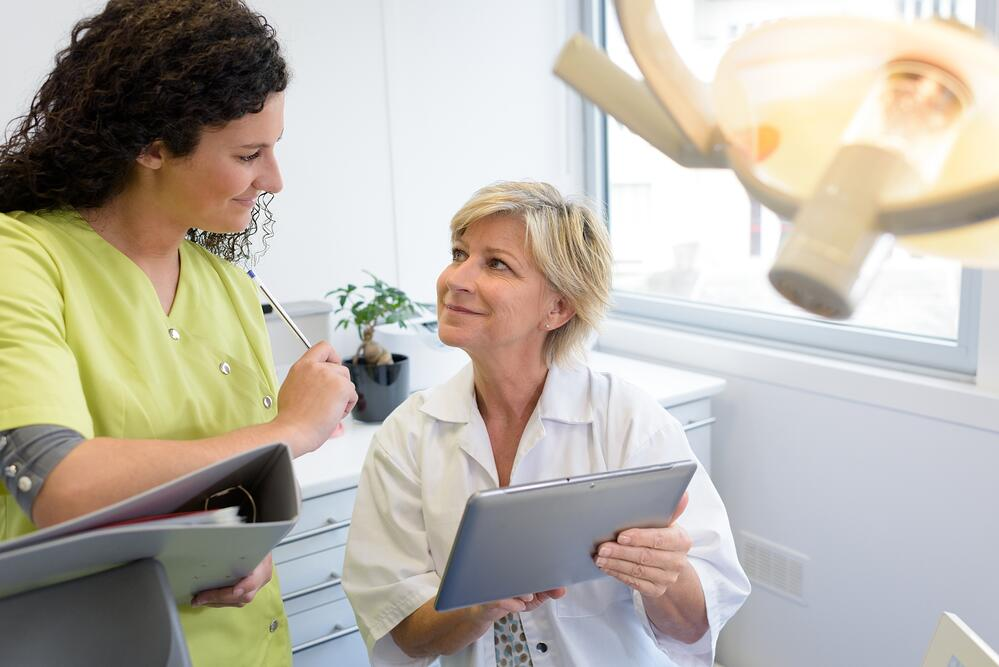 What to do if dental practice is sold