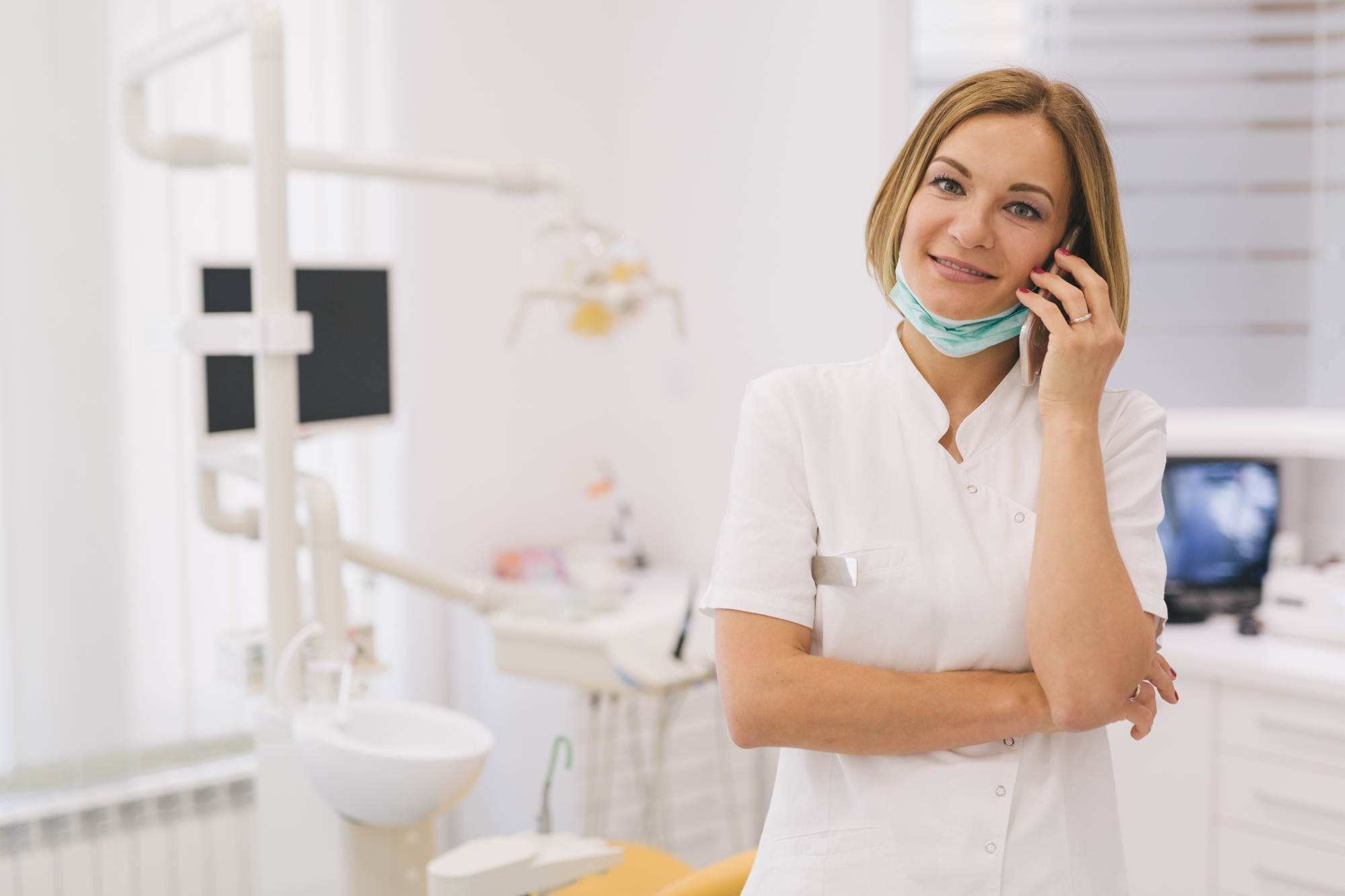 Call analytics for dentists