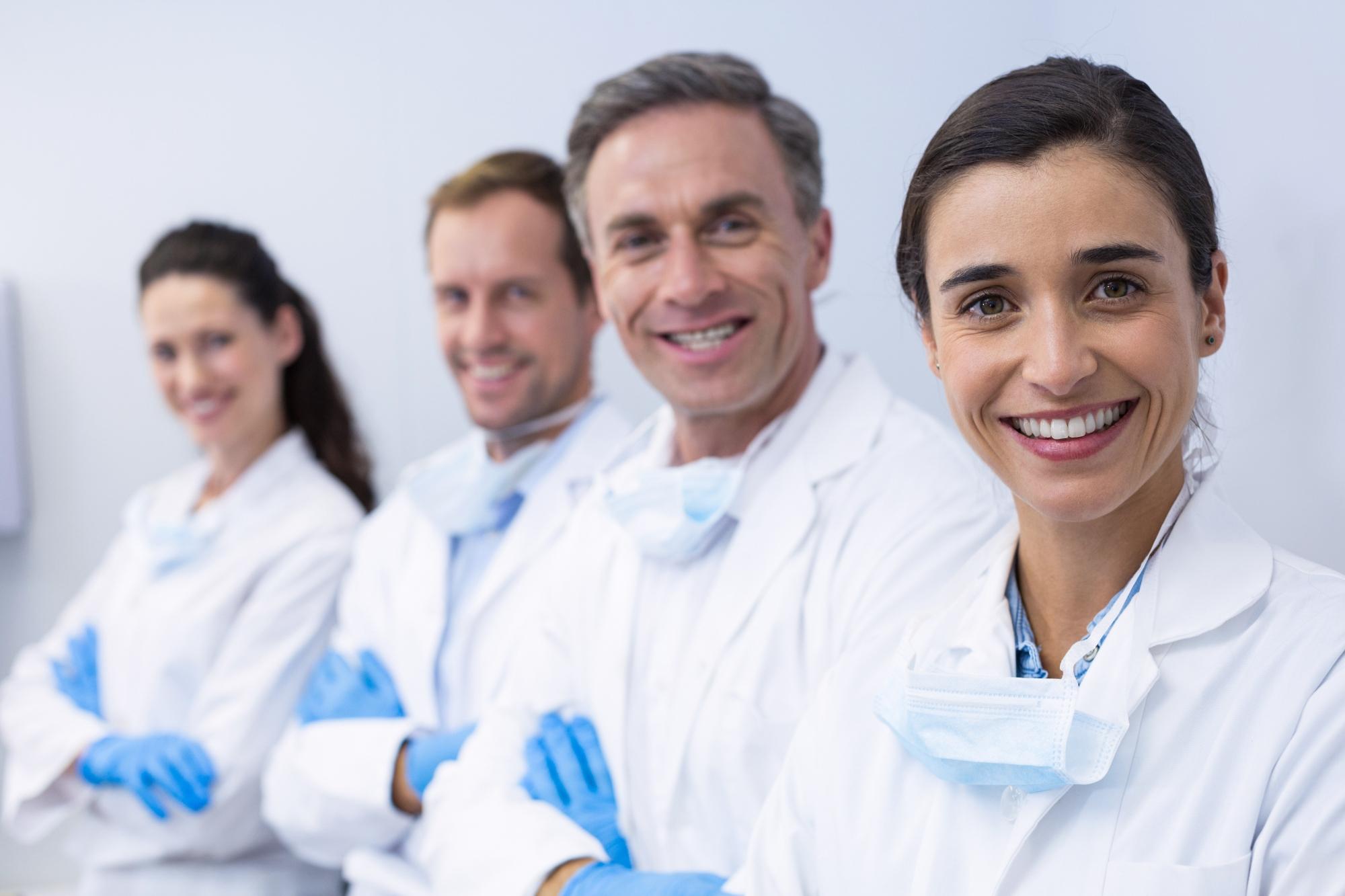 Handling conflict between dental staff