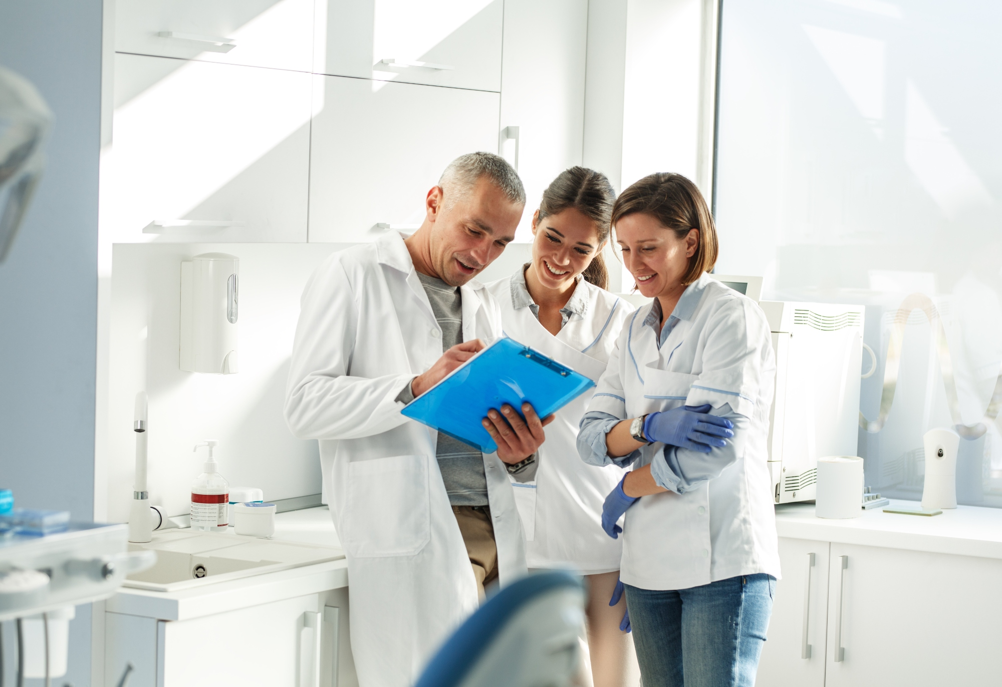 How to help improve efficieny in dentist office