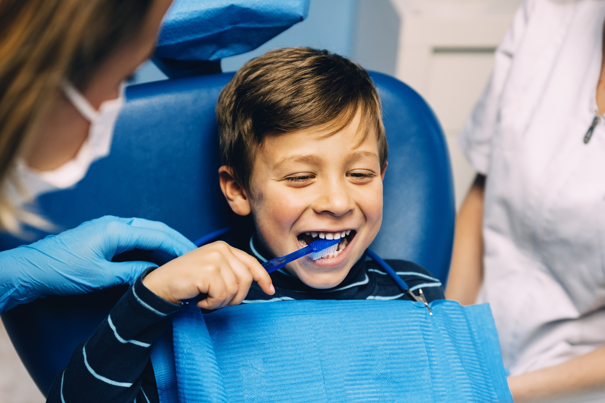 Tips for Dealing With Pediatric Dental Patients