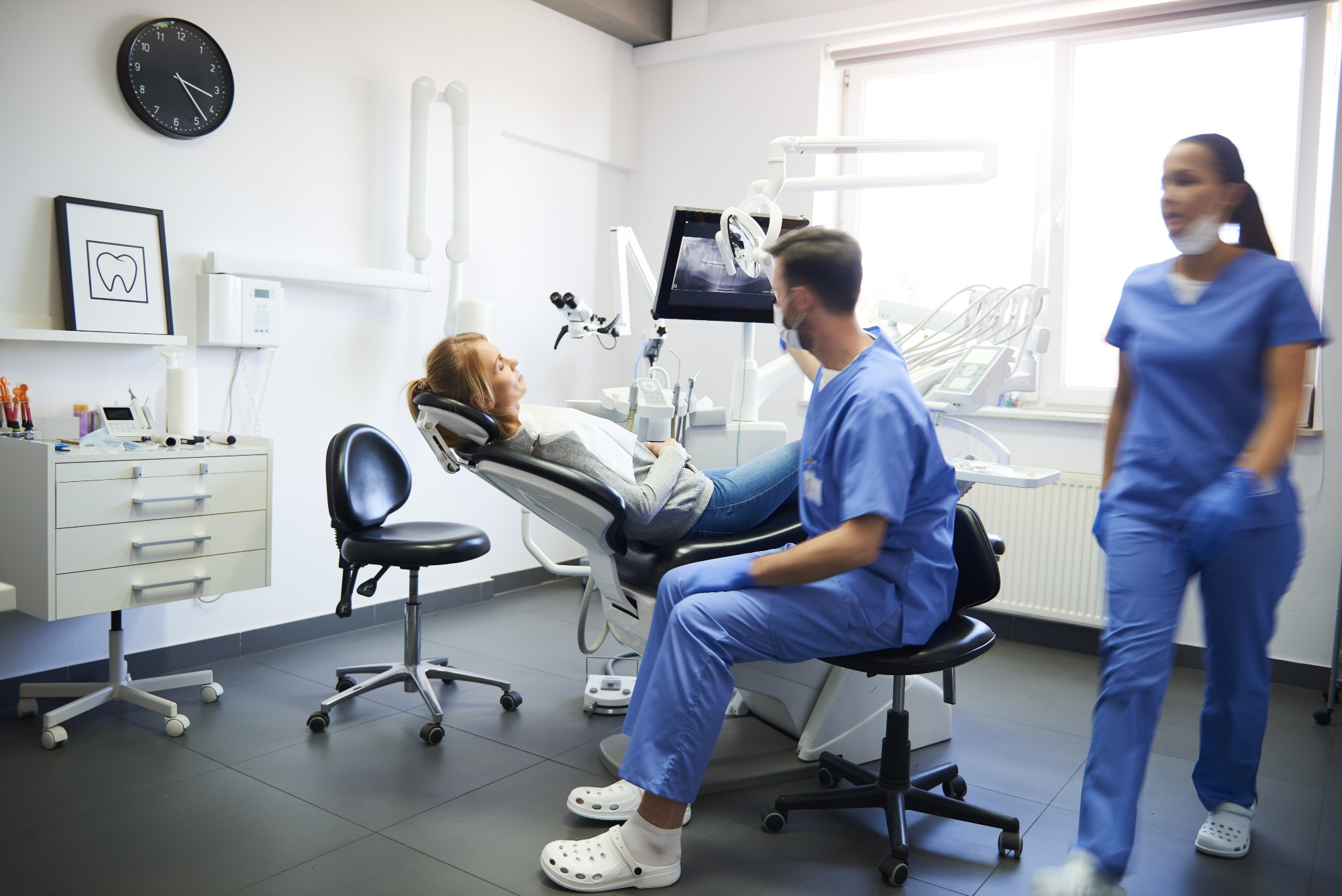 Tips for dentists dealing with stress