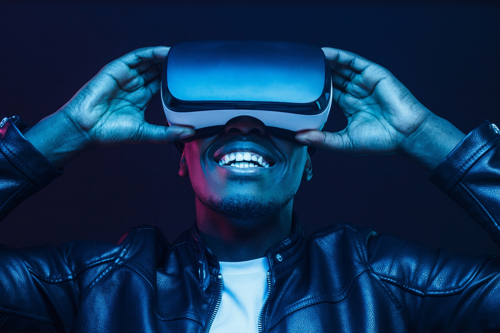 Virtual reality apps for dentists