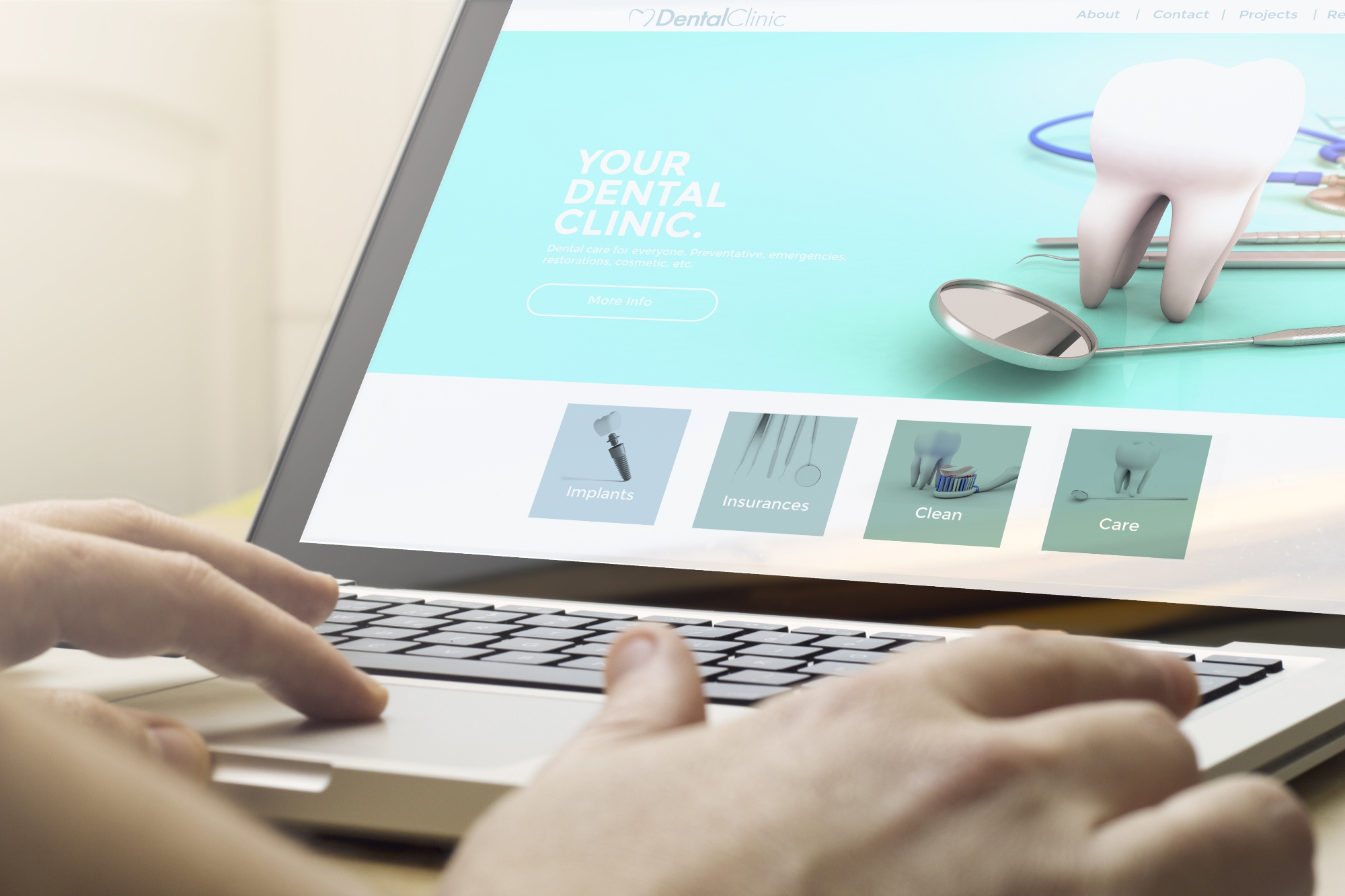 how strong online presence can help grow dental practice